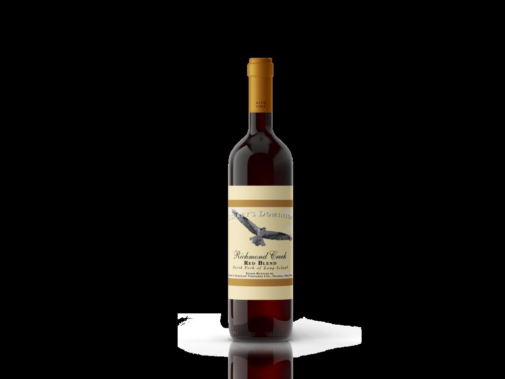 richmond creek red blend wine