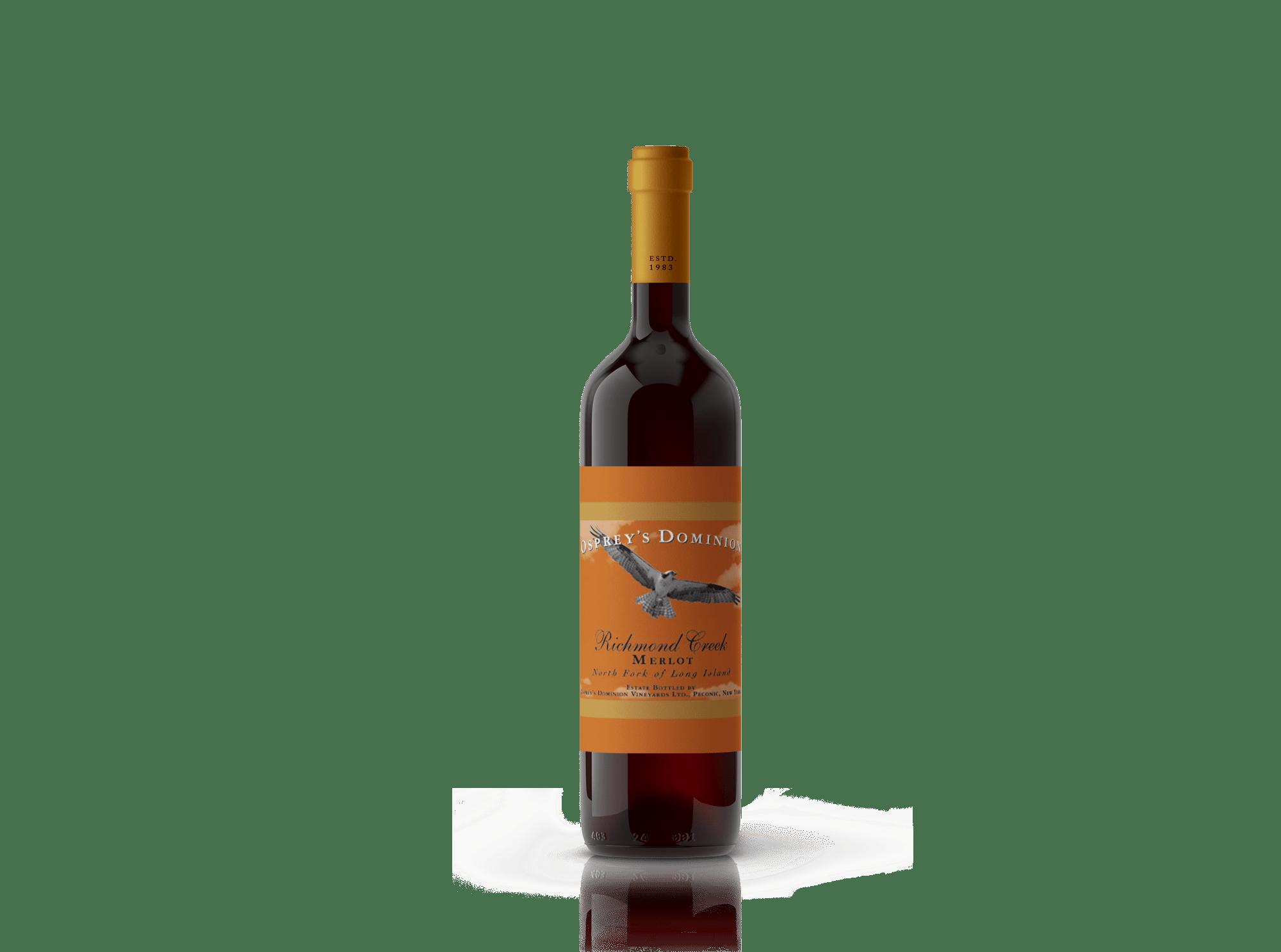 richmond creek merlot wine
