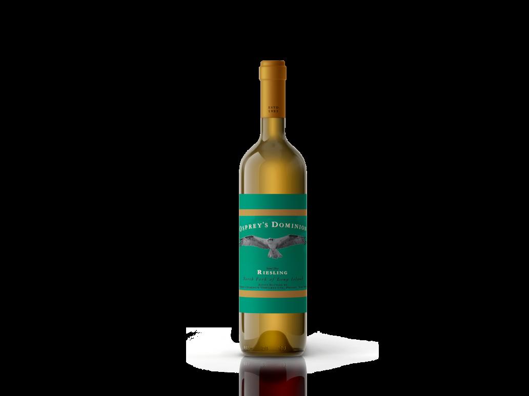 Semi-dry Reisling wine